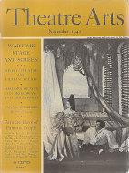 Theatre Arts Nov 1,1942 Magazine