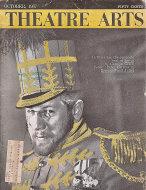 Theatre Arts Oct 1,1957 Magazine