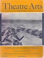 Theatre Arts Vol. XXIX No. 3 Magazine
