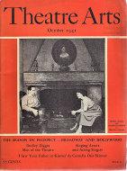 Theatre Arts Vol. XXV No. 10 Magazine