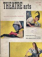 Theatre Arts Vol. XXXIII No. 4 Magazine