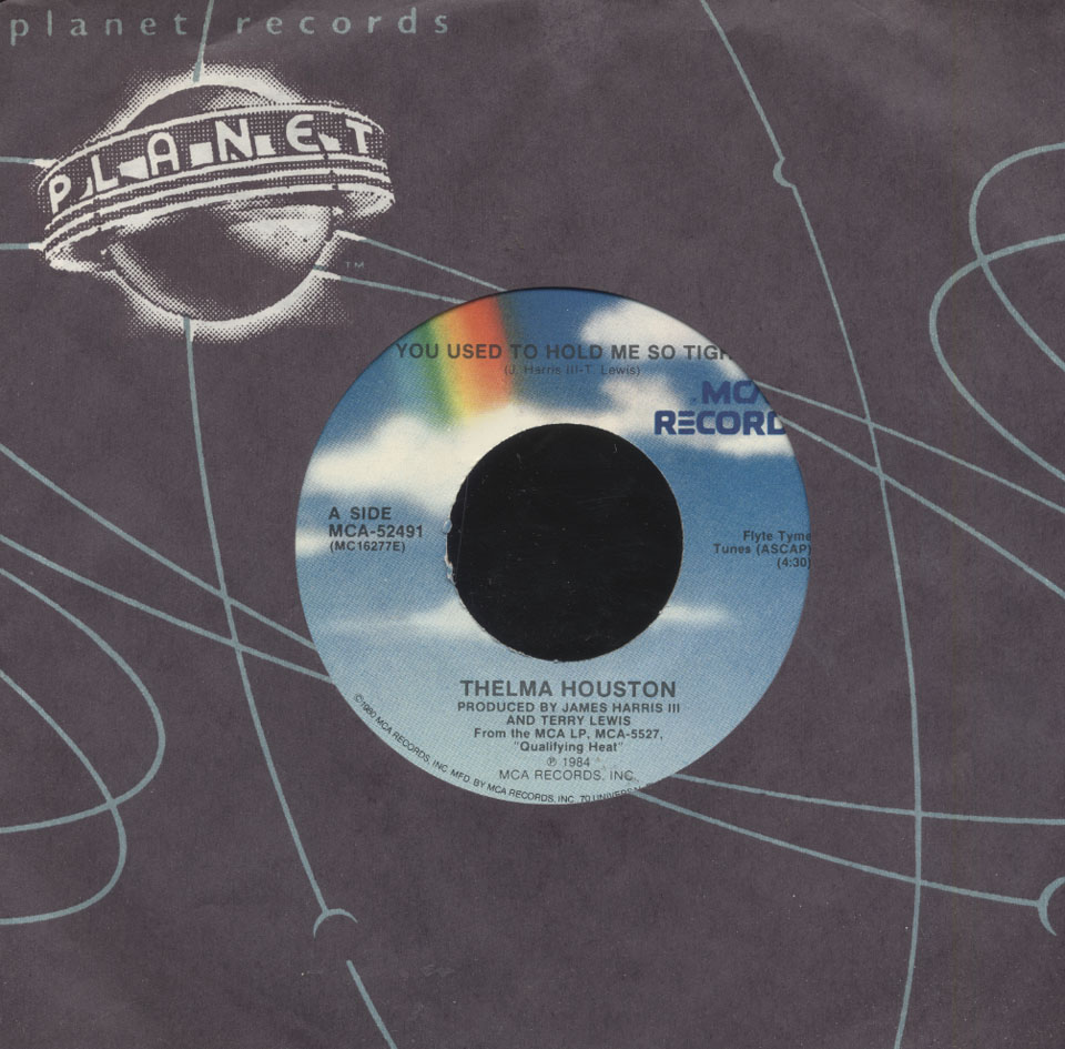 "Thelma Houston Vinyl 7"" (Used)"