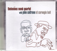 Thelonious Monk Quartet CD