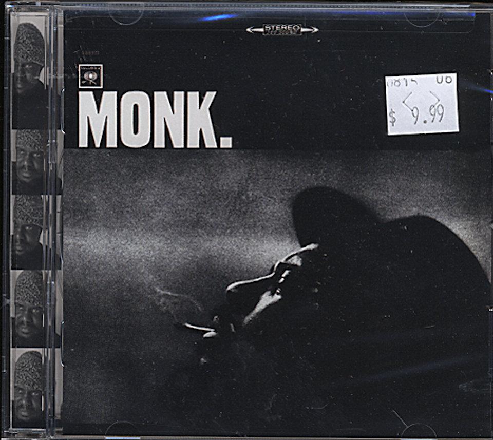 Thelonious Monk CD