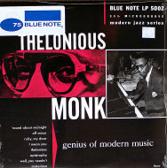 "Thelonious Monk Vinyl 10"" (New)"
