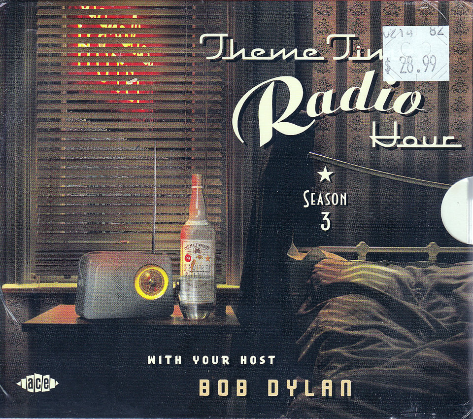 Theme Time Radio Hour CD