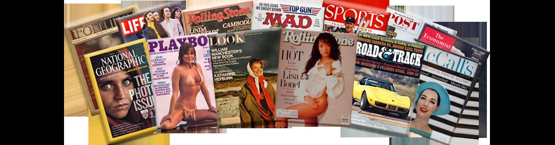 Histories greatest magazines