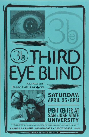 Third Eye Blind Poster