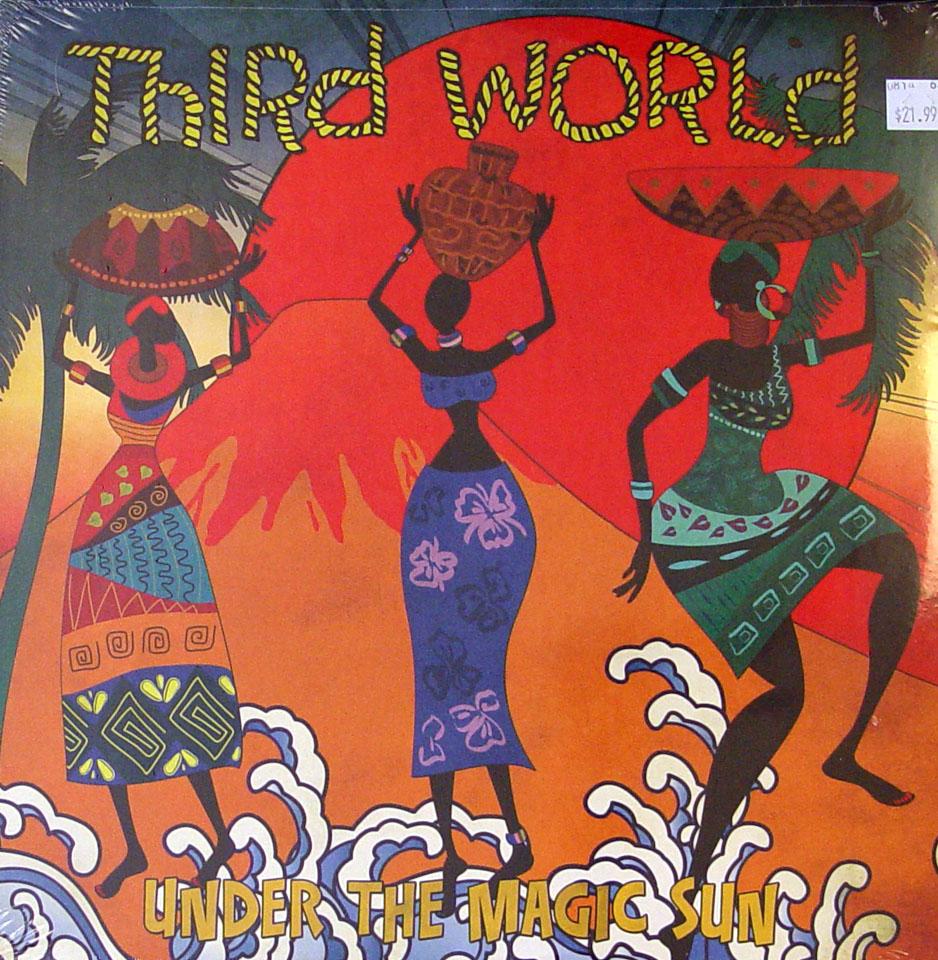 "Third World Vinyl 12"" (New)"