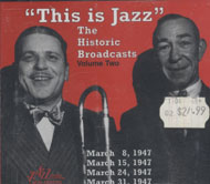 This Is Jazz Vol. 2 (1947) CD