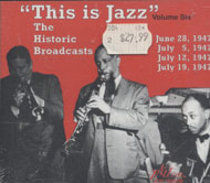 This Is Jazz Volume Six (1947) CD