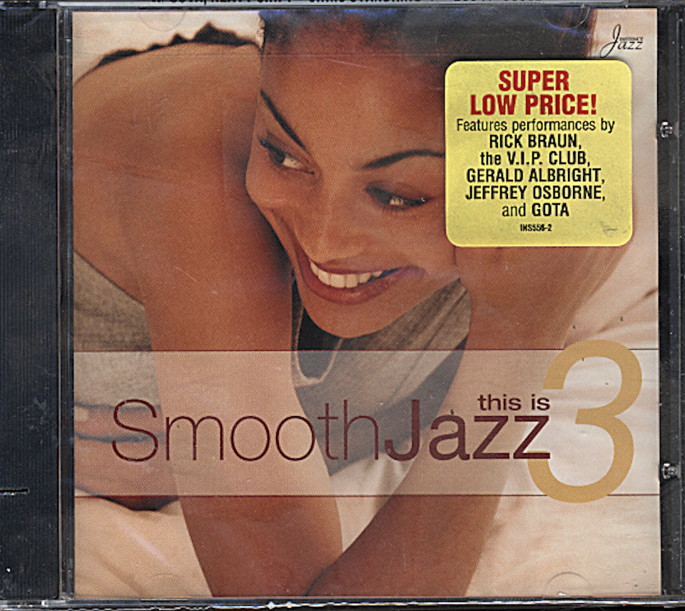 This is Smooth Jazz CD