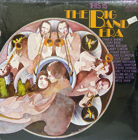 "This Is The Big Band Era Vinyl 12"" (New)"