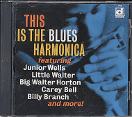 This Is The Blues Harmonica CD