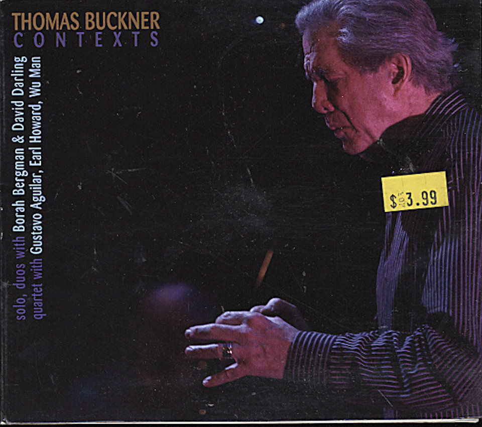 Thomas Buckner CD