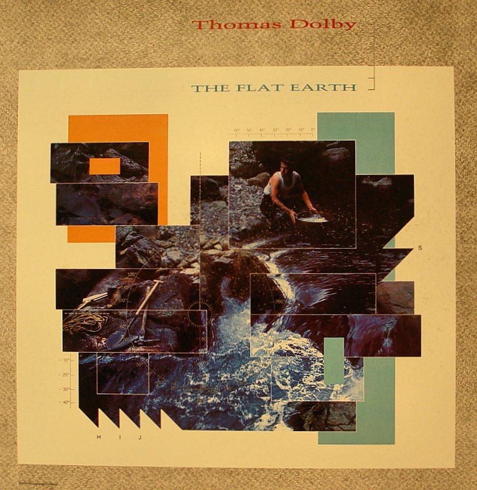 """Thomas Dolby Vinyl 12"""" (Used)"""