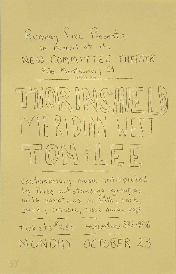 Thorinshield Handbill