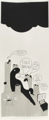 Those Darlins Poster