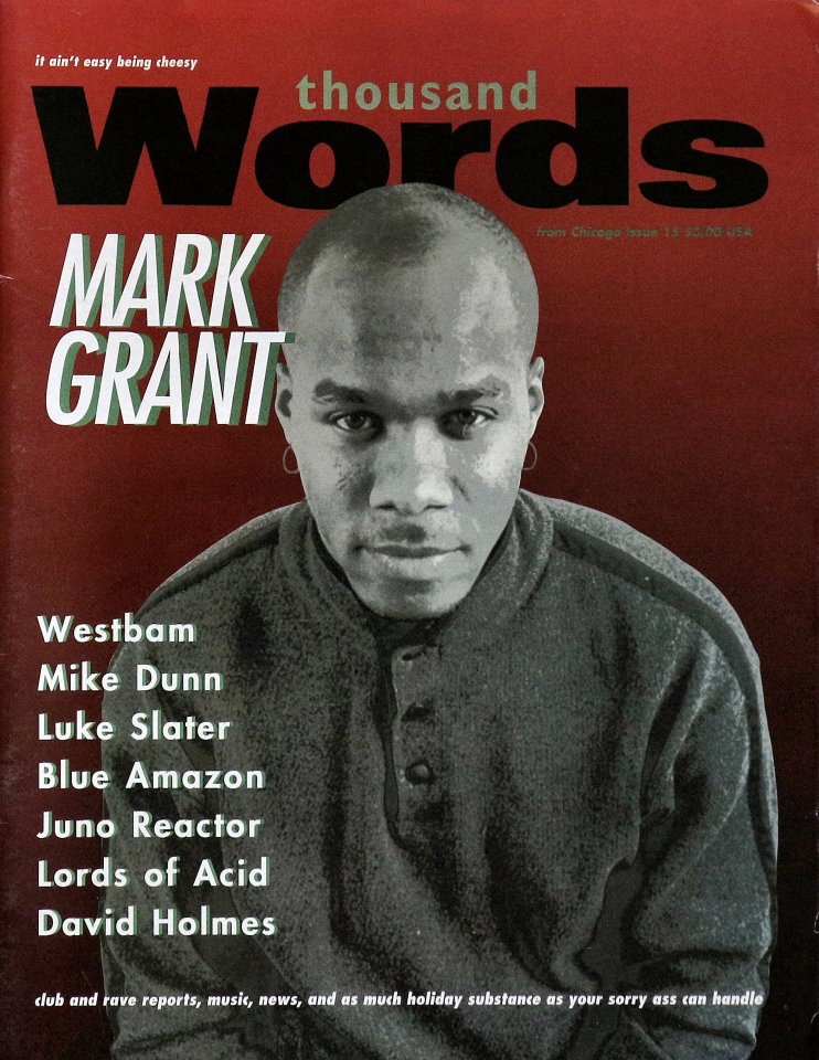 Thousand Words Issue 15