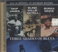 Three Shades of Blues CD