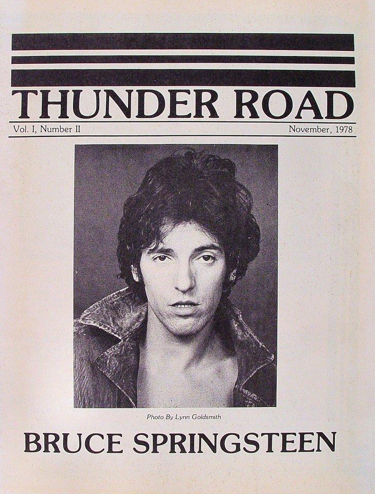 Thunder Road Vol. 1 No. 2