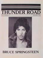 Thunder Road Vol. 1 No. 2 Magazine