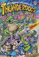 Thunderdogs Comic Book