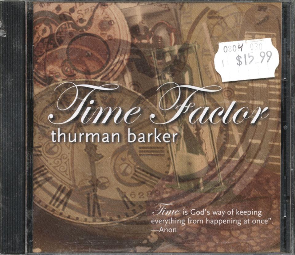 Thurman Barker CD