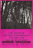 Tim Buckley Handbill