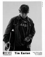 Tim Easton Promo Print