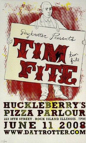 Tim Fite Poster