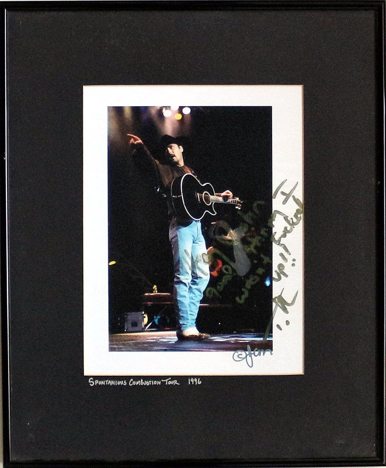 Tim McGraw Framed Vintage Print