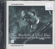 Tim Warfield Quintet CD