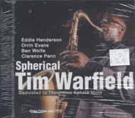 Tim Warfield CD