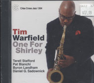 Tim Warfield CD