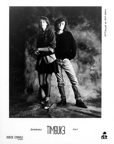 Timbuk 3 Promo Print