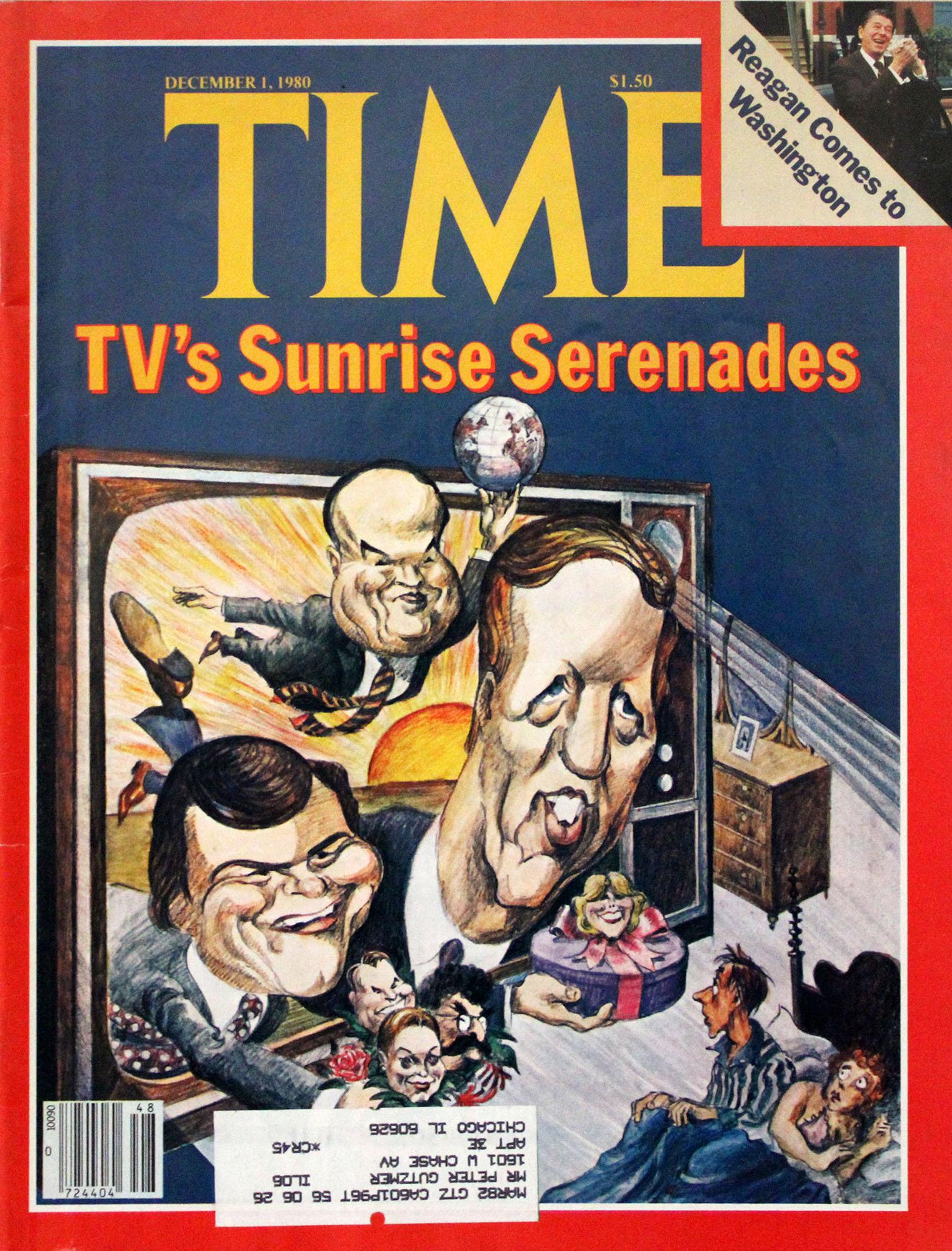Time  Dec 1,1980