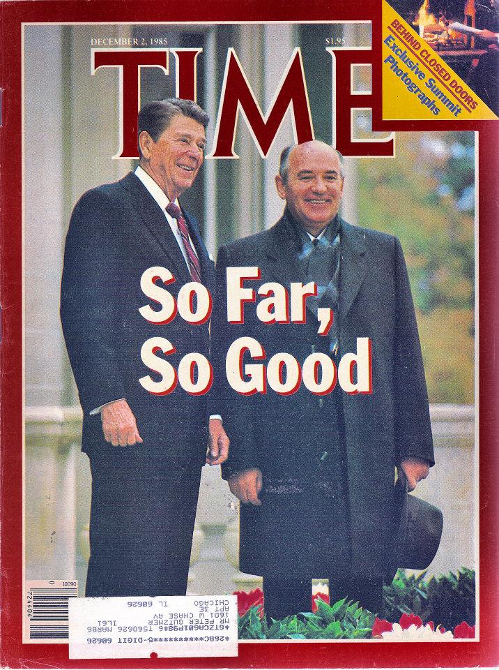 Time  Dec 2,1985