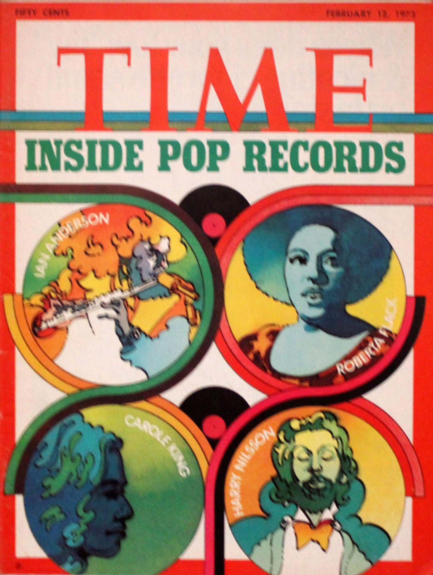Time  Feb 12,1973