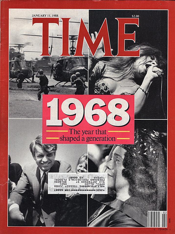 Time  Jan 11,1988