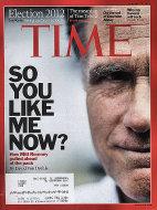 Time  Jan 16,2012 Magazine