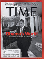 Time  Jan 30,2012 Magazine