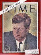 Time  Jan 5,1962 Magazine