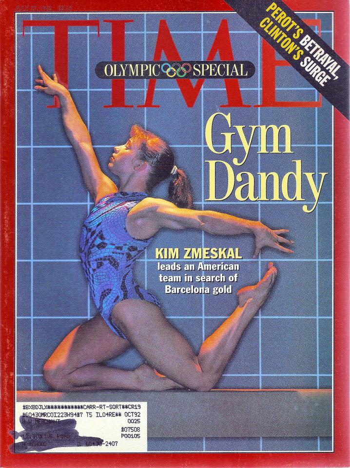 Time  Jul 27,1992