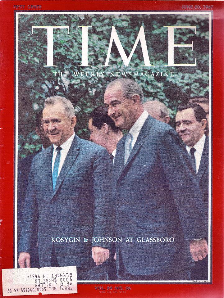 Time  Jun 30,1967