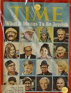 Time Magazine April 10, 1972 Magazine