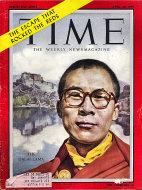 Time Magazine April 20, 1959 Magazine