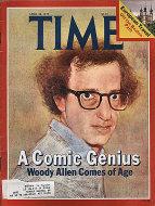Time Magazine April 30, 1979 Magazine