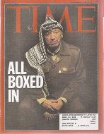 Time Magazine April 8, 2002 Magazine