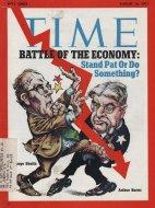 Time Magazine Aug. 16, 1971 Magazine